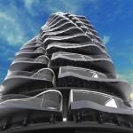 Zgrada u kojoj stanari nikada nemaju isti pogled