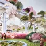 Nebeski vrtovi umjesto napuštene autoceste u Seoulu