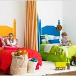 Originalni načini da uredite zajedničku dječju sobu