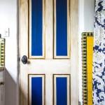 Vrata kao centralna tačka dekora