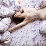 Organska posteljina
