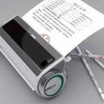 Uređaj koji papir pretvara u olovke