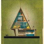 Kuće inspirisane filmskom estetikom slavnih reditelja