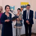 """Otvorena humanitarna izložba """"Umjetnost za humanost"""""""