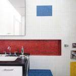 Kupatilo inspirisano Mondrianom
