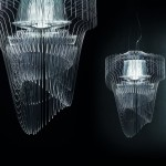 Transparetni luster Zahe Hadid i Patricka Schumachera