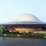 Muzej u obliku letećeg tanjira uskoro u Meksiku