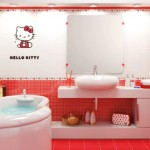 Ljubav… na moje prve Hello Kitty pločice!