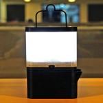 Lampa koja radi na slanu vodu