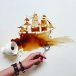 Italijanska umjetnica od hrane pravi umjetnost