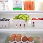 Kako rasporediti namirnice u frižideru