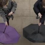 Revolucionarni dizajn kišobrana koji oduševljava!