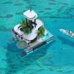 Privatno ostrvo koje ide sa vama gdje god poželite, ako imate dovoljno novca