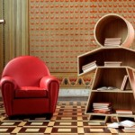 Kreativan i neobičan dizajn polica za knjige