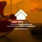 DOM INFO SHOP počeo sa radom
