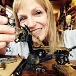 Očaravajuće mehaničke skulpture od starih satova