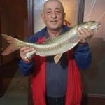 Nesvakidašnji ulov banjalučkog ribara na Uni
