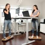 Balans platforma uz pomoć koje istovremeno radite i vježbate