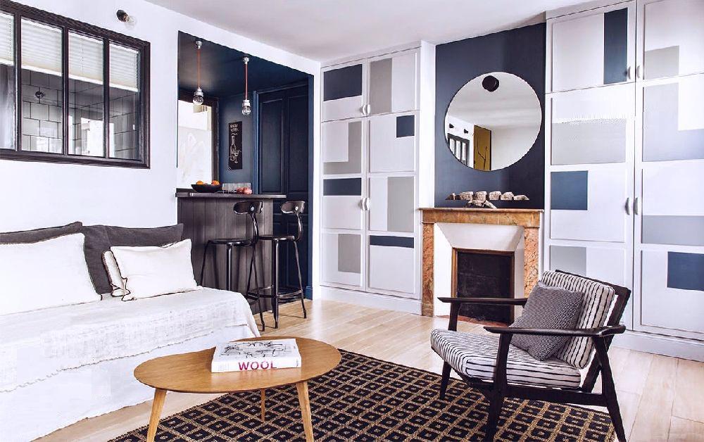 обустроить маленькую квартиру. обустроить маленькую квартир Как обустроить маленькую квартиру - советы от парижского дизайнера adelaparvu