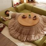 Kotatsu – tradicionalni način grijanja u Japanu