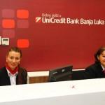 UniCredit Bank Banja Luka – Filijala Prijedor od danas u novom ruhu