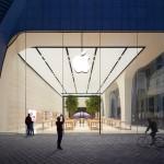 Zavirite u elegantnu i neobično dizajniranu novu Appleovu radnju