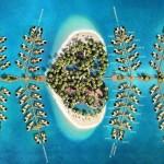 U Dubaiju grade umjetno ostrvo u obliku srca