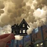 Ovaj umjetnik transformiše fotografije sa putovanja na jedinstven način