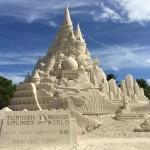 Novi Ginisov rekord – skulptura od 1.800 tona pijeska!