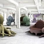 Neobična kolekcija stolica kao posveta životinjskom carstvu