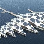 Futuristički plutajući hotel