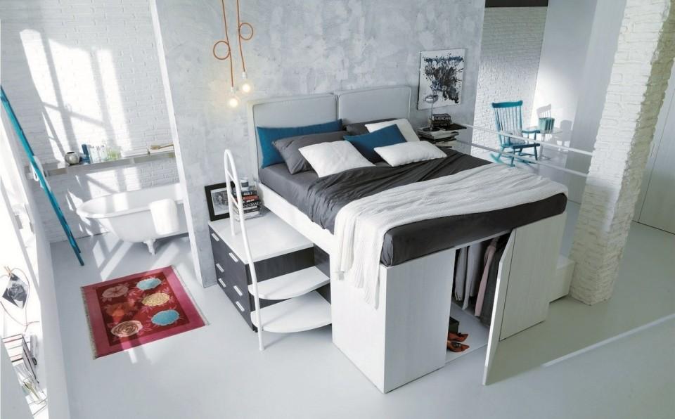 kreveti ormari Krevet i walk in ormar u jednom – DOM INFO | kreveti ormari