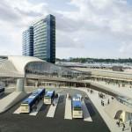 Nakon 20 godina gradnje: Otvorena impresivna željeznička stanica u Holandiji