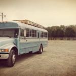 Savremeni nomad: Stari autobus pretvorio u kućicu iz snova