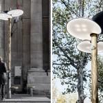 Ekološka ulična rasvjeta: Lampa koja podsjeća na drvo