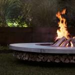 Moderna vanjska ognjišta za ljubitelje logorske vatre