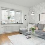 Tajna prostranog doma je u skandinavskom stilu