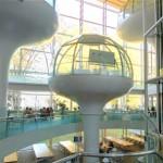 Studenti u Tokiju su pravi srećnici: Učenje u staklenim kupolama je zabavno