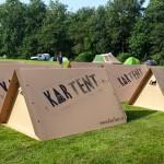 KarTent – kartonski šator je upravo ono što trebate