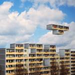Parodija na socijalistički stil gradnje