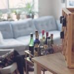Možete li odgonetnuti ovu iluziju: Stalak za vino koji čini da boce nestaju