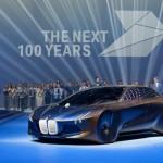 BMW otkrio svoj koncept za automobil budućnosti