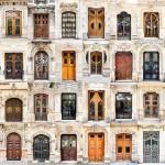 Fotografije koje ističu ljepotu prozora i vrata