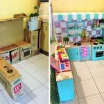 Od kartonskih kutija mama napravila fenomenalan poklon za svoju kćerku