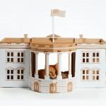 Kućice za mačke po uzoru na arhitektonske znamenitosti