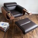 Stolica posebno dizajnirana za ljubitelje cigareta