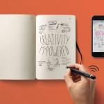 Set za pisanje koji automatski digitalizuje bilješke