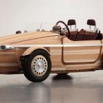 Toyota predstavlja konceptualni automobil od drveta