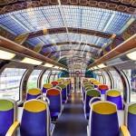Umjetnost u pokretu: Vozovi pretvoreni u muzeje