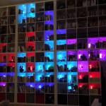 Policu za knjige pretvorio u Tetris